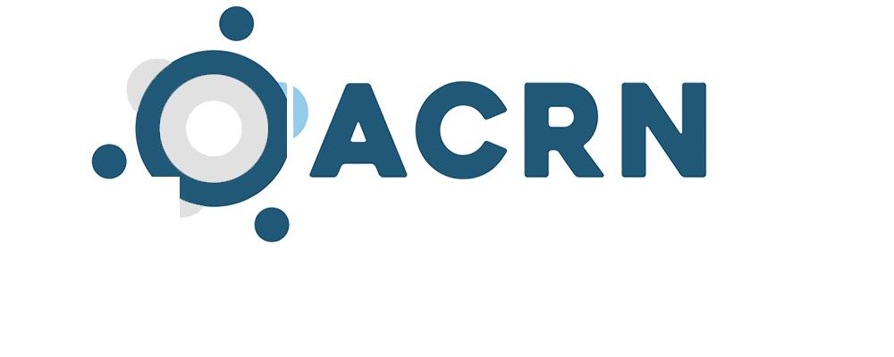 Carte du monde ACRN
